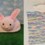 Bunny Nap Buddy Crochet Pattern