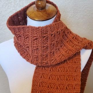 West Texas Scarf Crochet Pattern