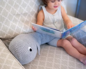 Whale Pillow & Plushie Crochet Pattern