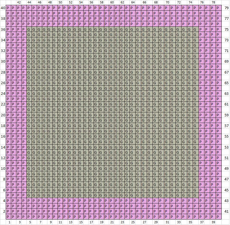 elephant lovey chart