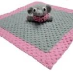elephant lovey crochet pattern