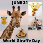 giraffe crochet patterns