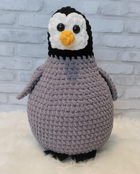 baby penguin crochet