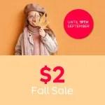 makerist fall sale
