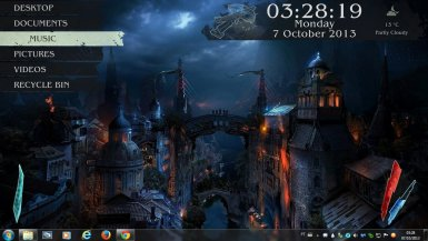 Updated 2019 ] Best Rainmeter Themes/Skins for PC Windows 10