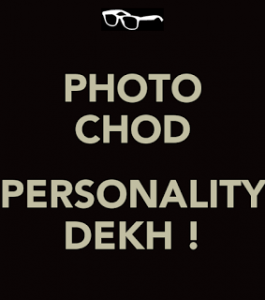Photo Chhod Personality dekh Attitude whatsapp dp
