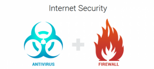 Use Antivirus and Firewall