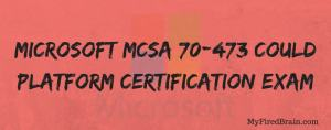 Microsoft certification exams