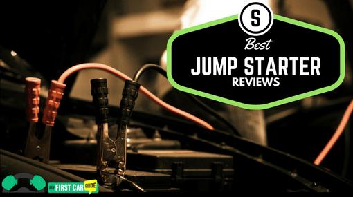 The Best Jump Starter Reviews My First Car Guide