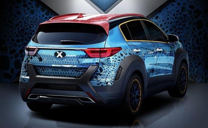 Kia X-Car