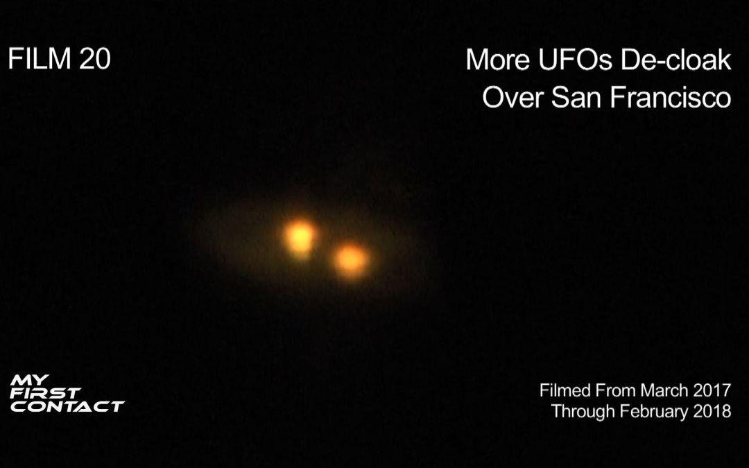 More UFOs De-cloak Over San Francisco