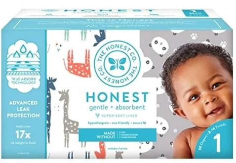 Honest Company Club Box