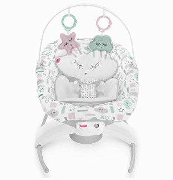 Fisher Price 2 In 1 Deluxe Soothe