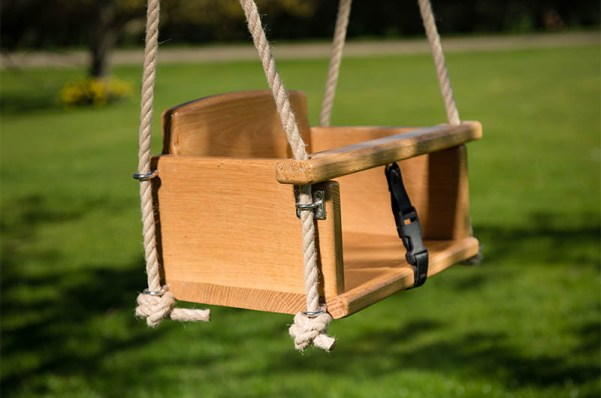 Hang Baby Swing Without A Tree