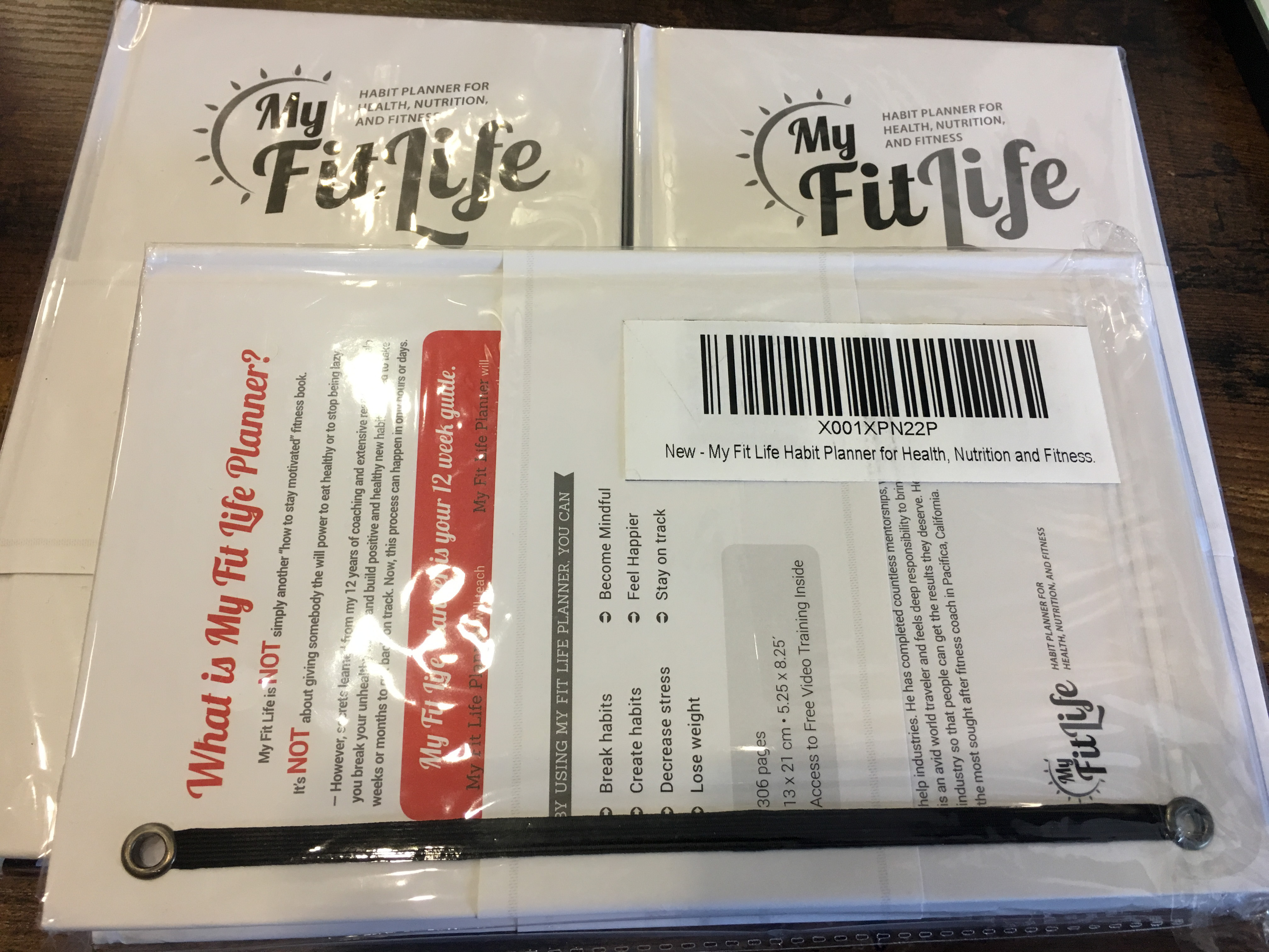 Videos My Fit Life Planner