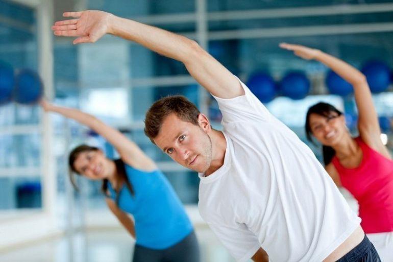 Хорошие упражнения для похудения. Комплекс упражнений для похудения