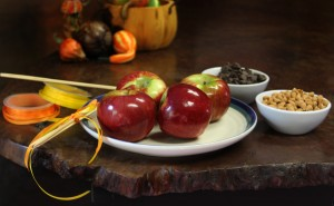 Recipe Image - Candy Apples 1