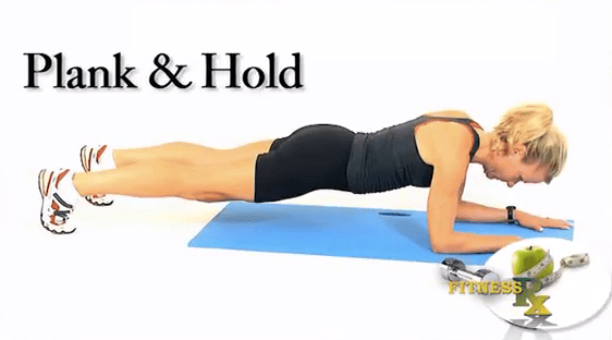 Plank and Hold