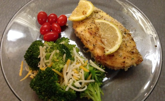 Vegan Dinner - Friday Fit Tip