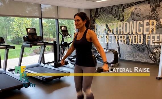 Circuit: Shoulder Matrix Workout