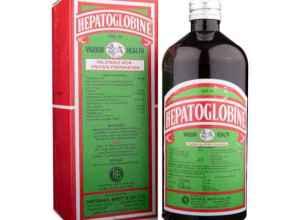 Hepatoglobine Syrup Uses in Hindi   खुराक, फायदे, दुष्प्रभाव