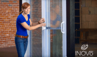 Theresa shares how to fix your blinds in a patio door