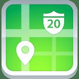 maps bi app icon