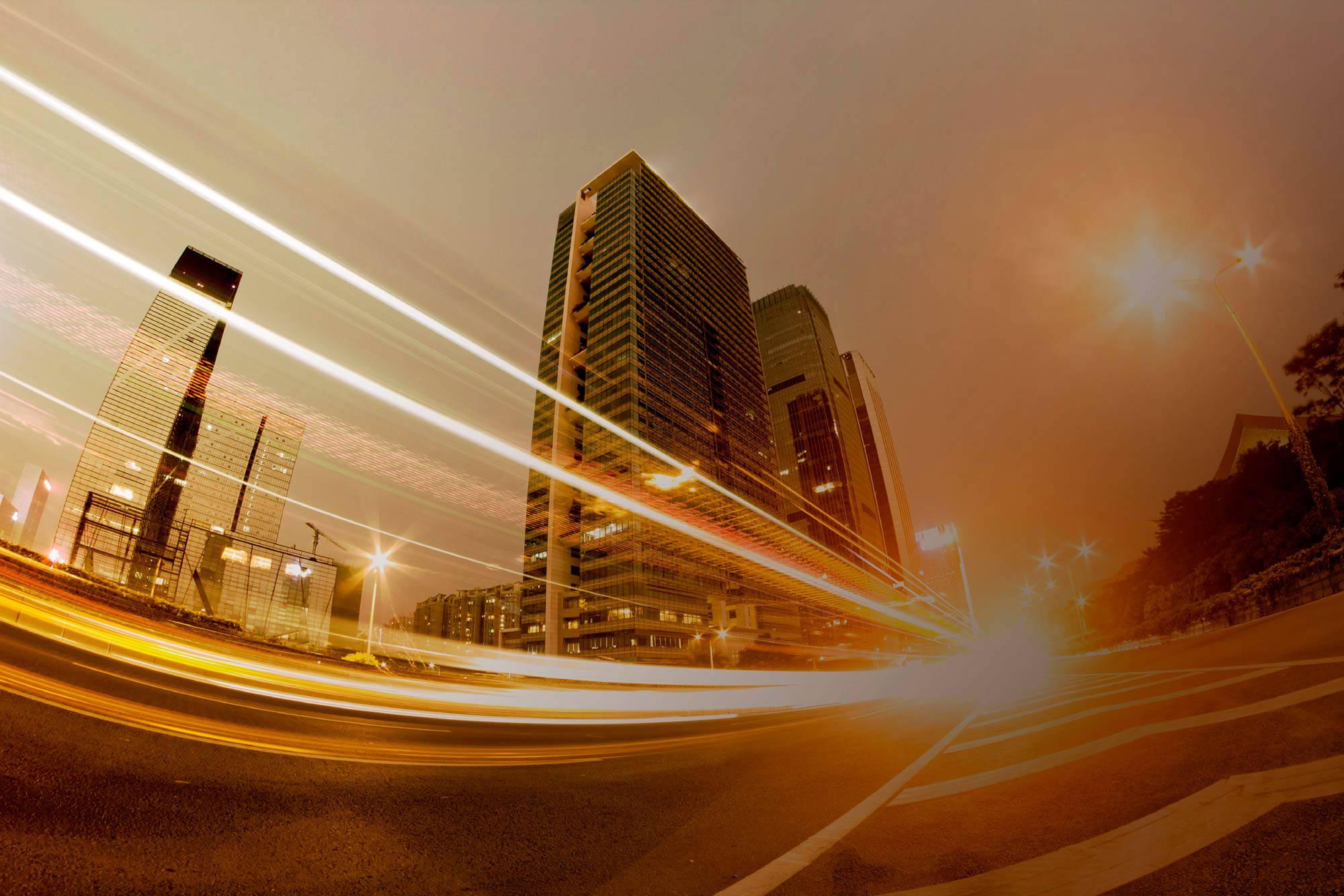 traffic-time-lapse
