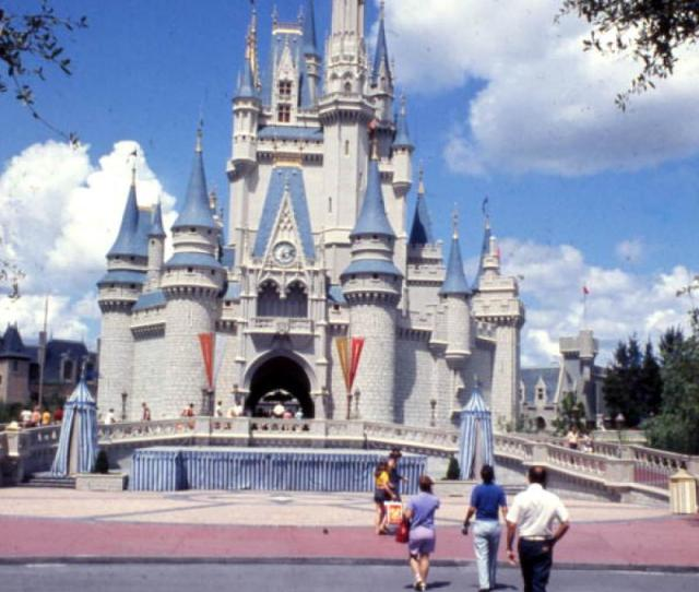Opened In 1971 Walt Disney World Brings More Than 50000 Tourists To Central Florida Every Day Department Of Commerce Photo