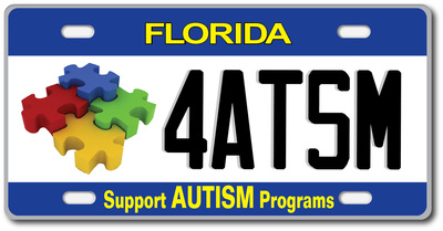 Gallery of Florida specialty License Plates 2018  Florida