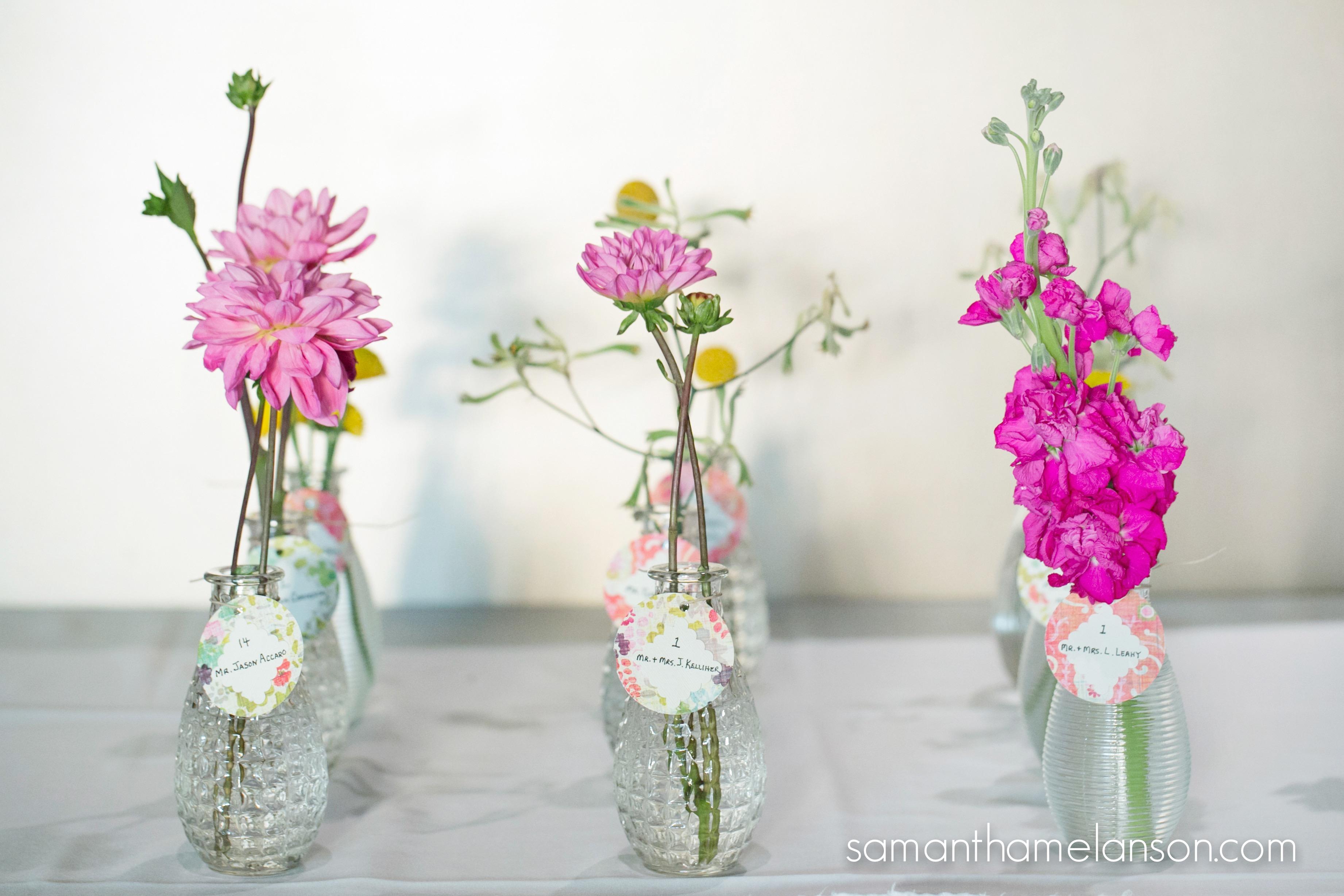 Summer Wedding Centerpiece Ideas & Inspiration
