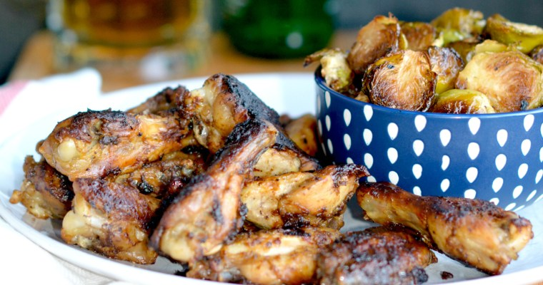 Jerk Chicken Wings: My First Original Recipe Victory