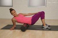 Foam Roller for Back Pain Exercises