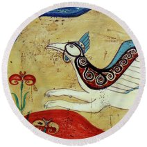 flying-griffin-myfolkart-paintings