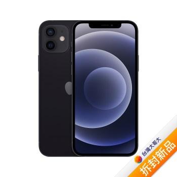 Apple iPhone 12 128G (黑) (5G)【拆封新品】