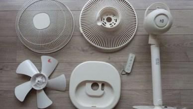 4段風量x定時開關機功能-日本 ±0 正負零12吋遙控電風扇