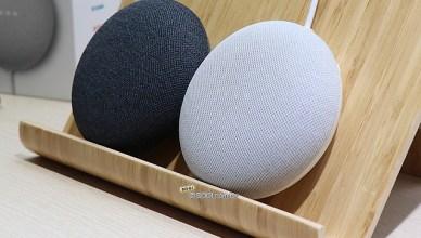 Google中文智慧音箱Nest Mini 台灣即日上市
