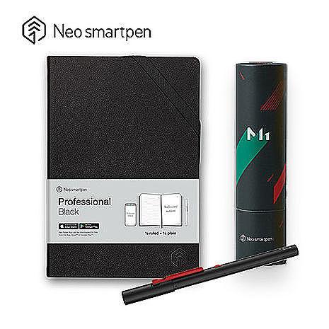Neo smartpen M1智慧筆+辦公筆記本 (智慧辦公組)