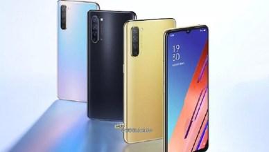 四鏡頭5G手機 6.4吋OPPO Reno3元氣版發表