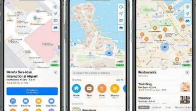 蘋果重新設計APP「地圖」 將有更詳細的地圖數據