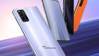 55W超級閃充 vivo發表6.44吋iQOO 3旗艦手機