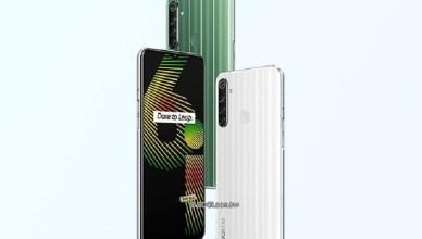首款聯發科G80手機 realme 6i發表
