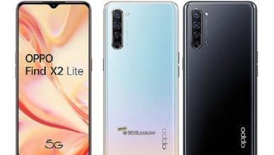 Find系列中階5G手機 OPPO Find X2 Lite發表