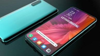 小米手機螢幕下隱藏鏡頭設計專利曝光!機身像小米9與9T合體