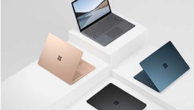 Surface Laptop 3螢幕傳災情 微軟:提供免費維修
