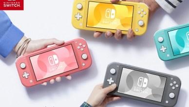 2020 任天堂 Switch Lite 遊戲推薦,一個人也可以這樣玩