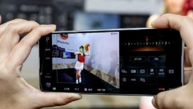 Xperia 1 II黑科技/在手機上找回單眼相機的影子