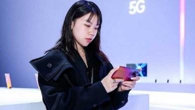 5G手機精銳盡出 全球手機產量排名更迭