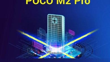 紅米Note 9 Pro化身?POCO M2 Pro確定7/7發表