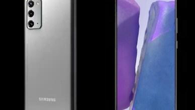 三星暗示8/5推新折疊手機 Note 20系列現身多個認證資料庫